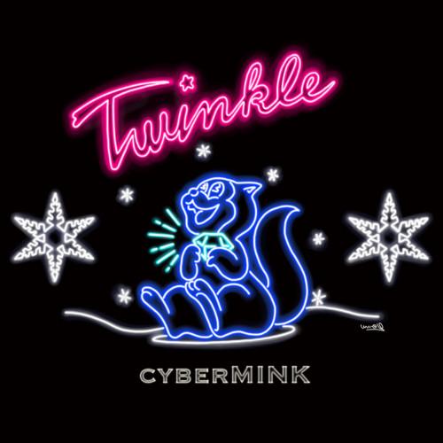 cyberMINK 3rd Single「Twinkle」 12/6リリース決定!