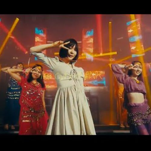 Happy Overload/cyberMINK Music Video 公開